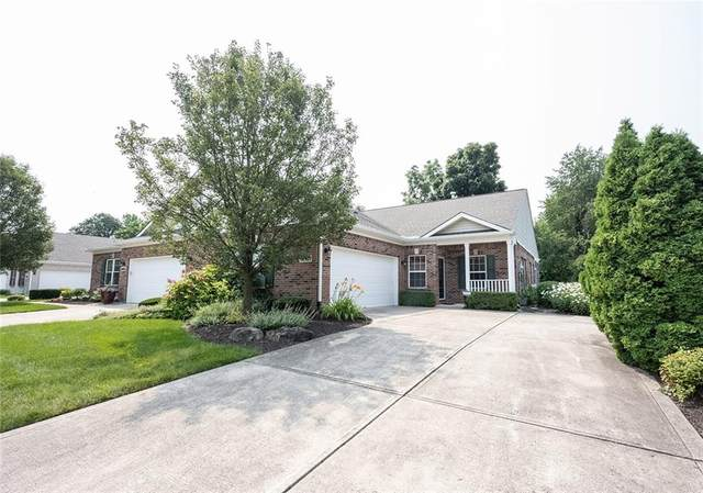10575 Medinah Drive #4602, Indianapolis, IN 46234 (MLS #21799943) :: Mike Price Realty Team - RE/MAX Centerstone