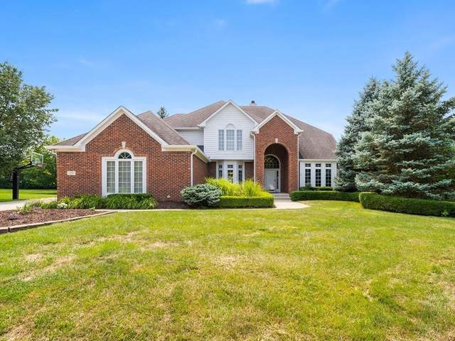 1232 Eagle View Court, Greenwood, IN 46143 (MLS #21799945) :: Heard Real Estate Team | eXp Realty, LLC