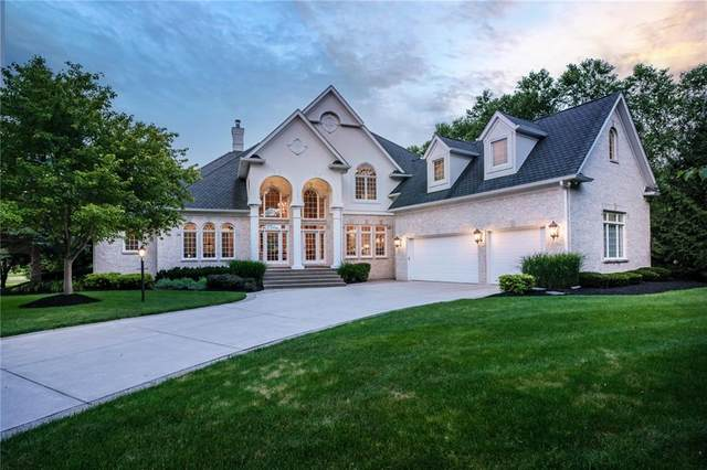 10981 Mirador Lane, Fishers, IN 46037 (MLS #21799948) :: Mike Price Realty Team - RE/MAX Centerstone