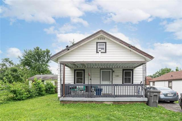 1223 Knox Street, Indianapolis, IN 46227 (MLS #21799949) :: Richwine Elite Group