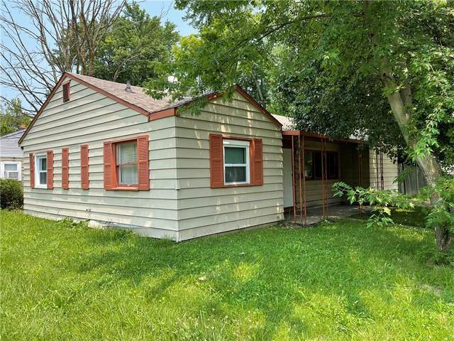 6002 Windsor Drive, Indianapolis, IN 46219 (MLS #21799953) :: Pennington Realty Team