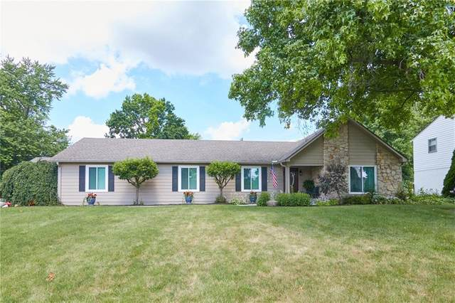 10714 Braewick Drive, Carmel, IN 46033 (MLS #21799967) :: The Indy Property Source