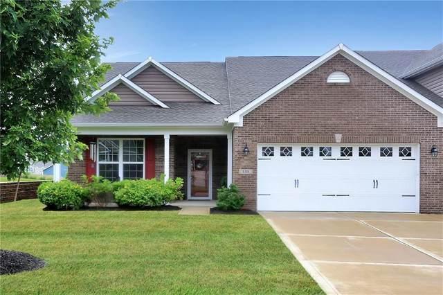 135 Darrough Drive, Greenwood, IN 46143 (MLS #21799974) :: AR/haus Group Realty