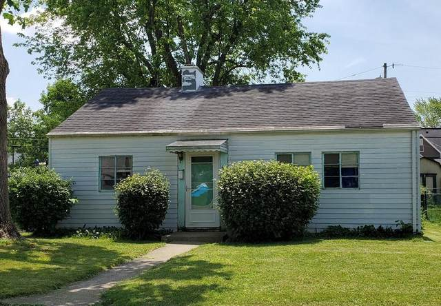 407 W Pennsylvania Street, Shelbyville, IN 46176 (MLS #21800033) :: Mike Price Realty Team - RE/MAX Centerstone