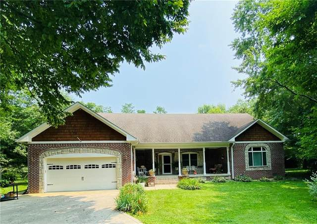 6907 Stanley Road, Camby, IN 46113 (MLS #21800065) :: Mike Price Realty Team - RE/MAX Centerstone
