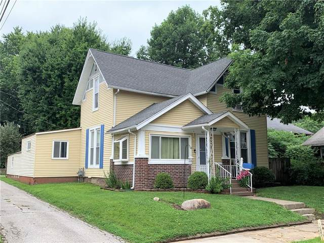 105 S Blair Street, Crawfordsville, IN 47933 (MLS #21800077) :: Mike Price Realty Team - RE/MAX Centerstone