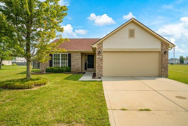 4108 Elkhorn Drive, Westfield, IN 46062 (MLS #21800090) :: The Indy Property Source