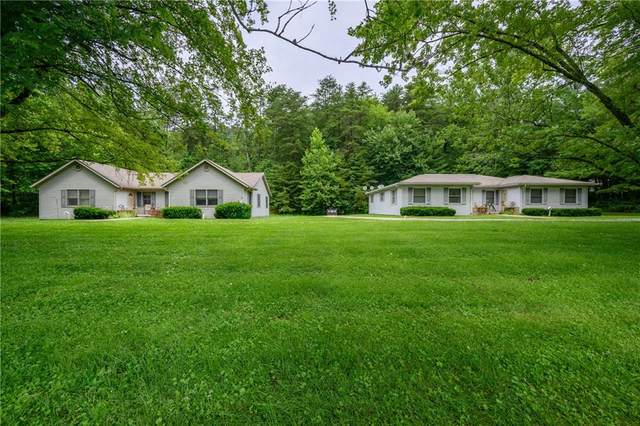 3912 & 3926 State Road 46 E, Nashville, IN 47448 (MLS #21800092) :: Mike Price Realty Team - RE/MAX Centerstone