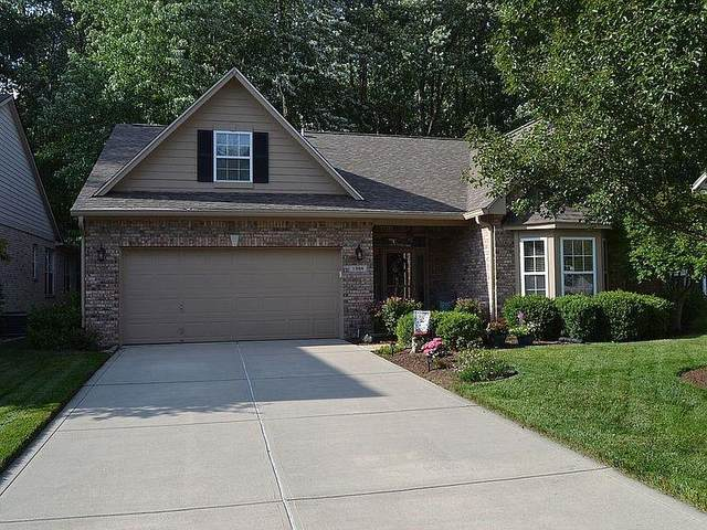 1566 Glen Manor Court, Carmel, IN 46032 (MLS #21800097) :: Mike Price Realty Team - RE/MAX Centerstone