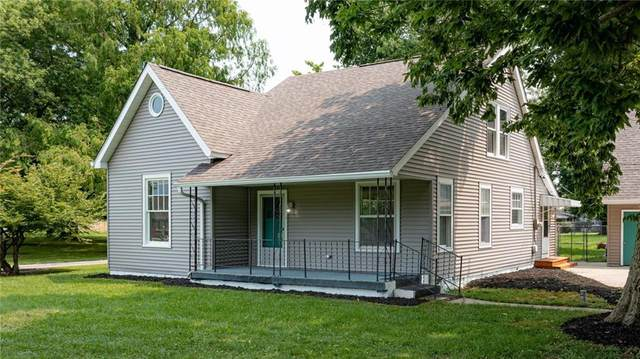 1550 N 10th Street, Noblesville, IN 46060 (MLS #21800129) :: The Indy Property Source