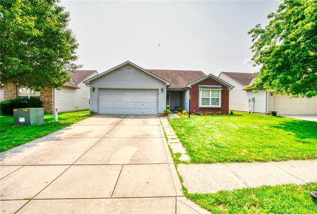 8118 Maple Stream Boulevard, Indianapolis, IN 46217 (MLS #21800133) :: Mike Price Realty Team - RE/MAX Centerstone