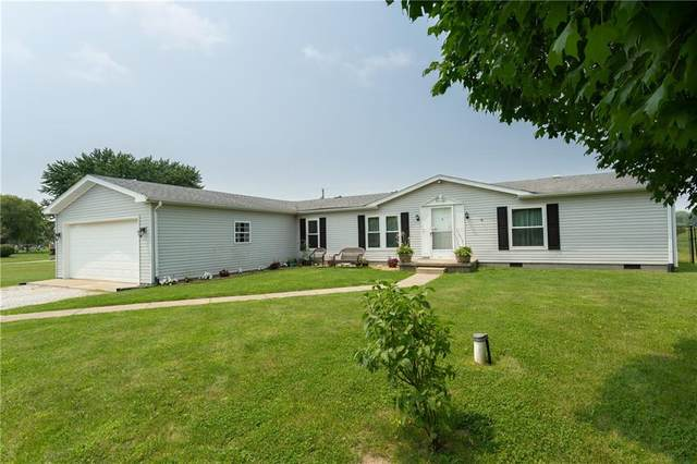 2782 S 700 W, New Palestine, IN 46163 (MLS #21800138) :: Mike Price Realty Team - RE/MAX Centerstone