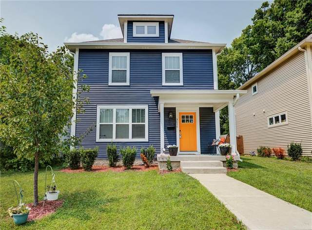3626 N Capitol Avenue, Indianapolis, IN 46208 (MLS #21800148) :: The Indy Property Source
