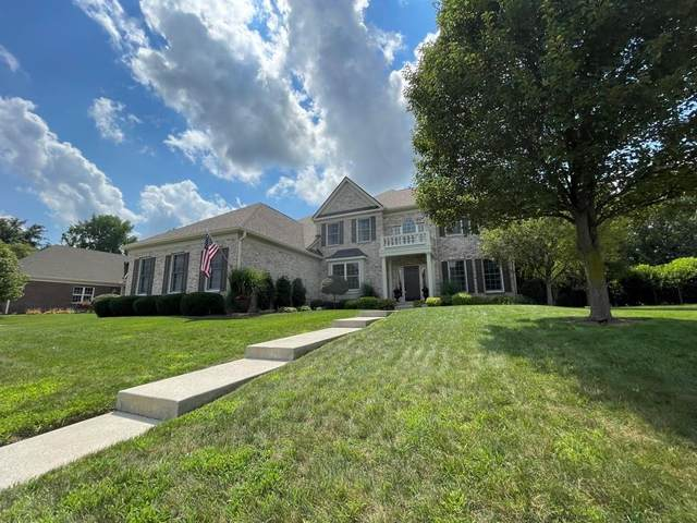 3260 Sunrise Court, Zionsville, IN 46077 (MLS #21800179) :: Heard Real Estate Team | eXp Realty, LLC