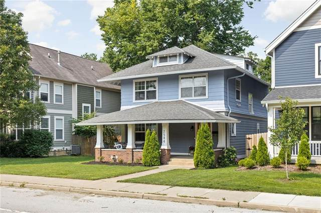 2544 Central Avenue, Indianapolis, IN 46205 (MLS #21800184) :: The Indy Property Source