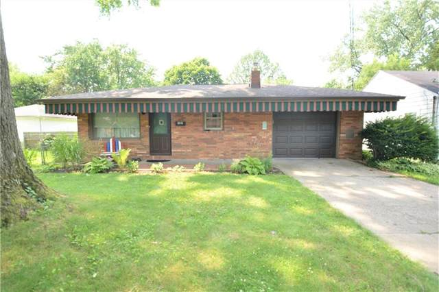 919 Ellenhurst Drive, Anderson, IN 46012 (MLS #21800186) :: Mike Price Realty Team - RE/MAX Centerstone