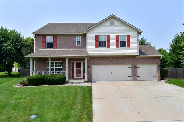 1446 Pippin Court, Avon, IN 46123 (MLS #21800189) :: Heard Real Estate Team | eXp Realty, LLC