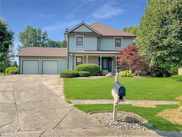 10248 Fallen Oak Drive, Indianapolis, IN 46239 (MLS #21800192) :: The ORR Home Selling Team