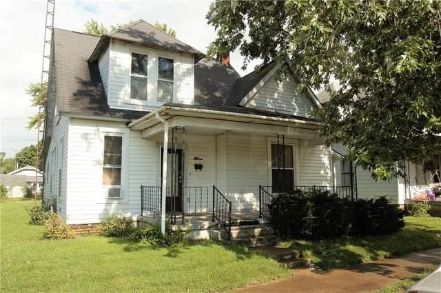 739 Maple Street, Columbus, IN 47201 (MLS #21800197) :: AR/haus Group Realty