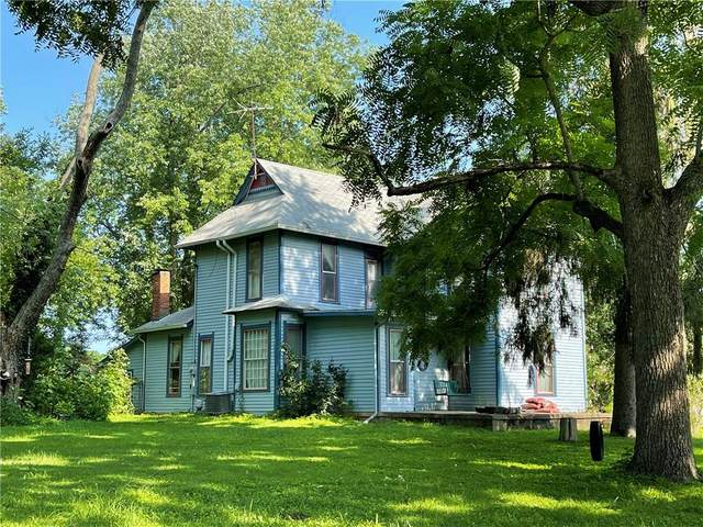 2790 Old State Road 37 N, Martinsville, IN 46151 (MLS #21800199) :: The Indy Property Source