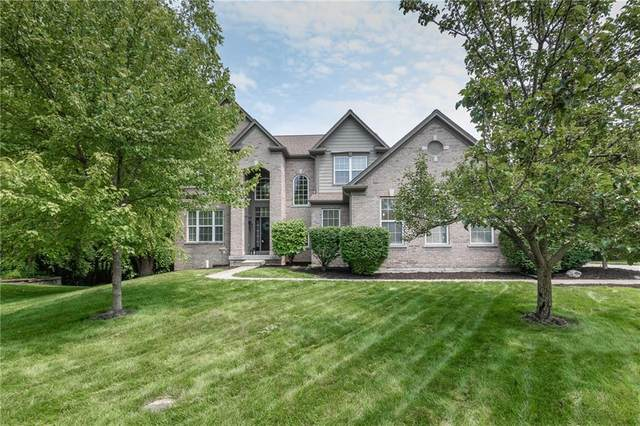 14548 Toponas Place, Fishers, IN 46040 (MLS #21800200) :: Heard Real Estate Team | eXp Realty, LLC