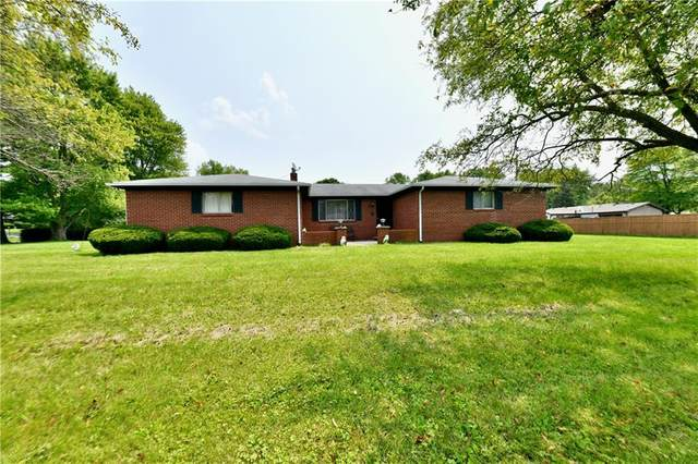 5101 Thornleigh Drive, Indianapolis, IN 46226 (MLS #21800206) :: Mike Price Realty Team - RE/MAX Centerstone
