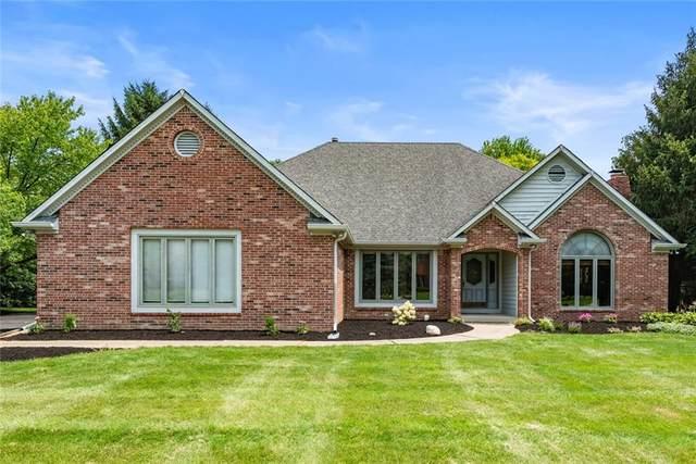 26 Brandywine Court, Brownsburg, IN 46112 (MLS #21800211) :: Heard Real Estate Team | eXp Realty, LLC