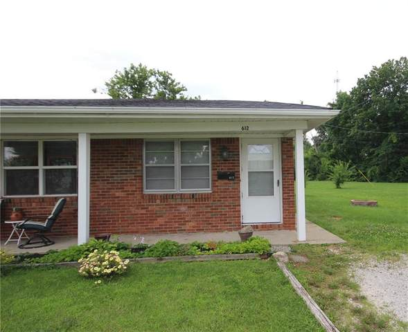 612 Hanley Street, Plainfield, IN 46168 (MLS #21800214) :: Anthony Robinson & AMR Real Estate Group LLC