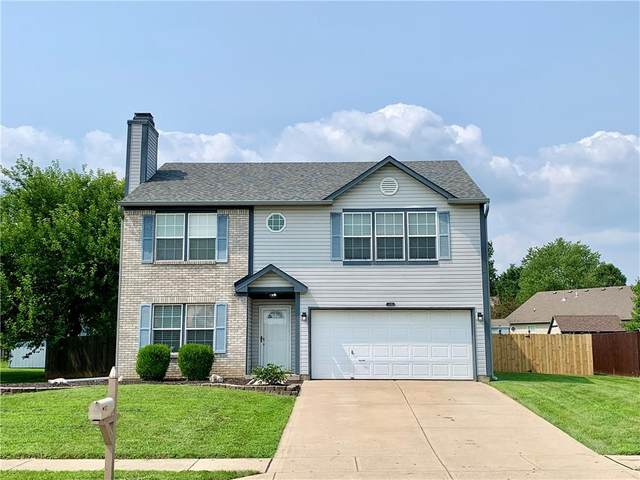 139 Fountain Drive, Mooresville, IN 46158 (MLS #21800219) :: AR/haus Group Realty