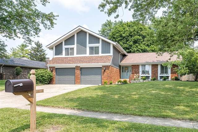 20 Irongate Drive, Zionsville, IN 46077 (MLS #21800223) :: Heard Real Estate Team   eXp Realty, LLC