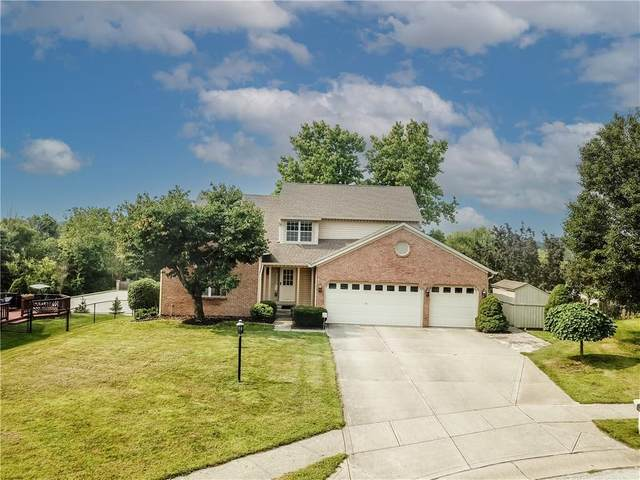 7114 Tarragon Court, Indianapolis, IN 46237 (MLS #21800227) :: AR/haus Group Realty