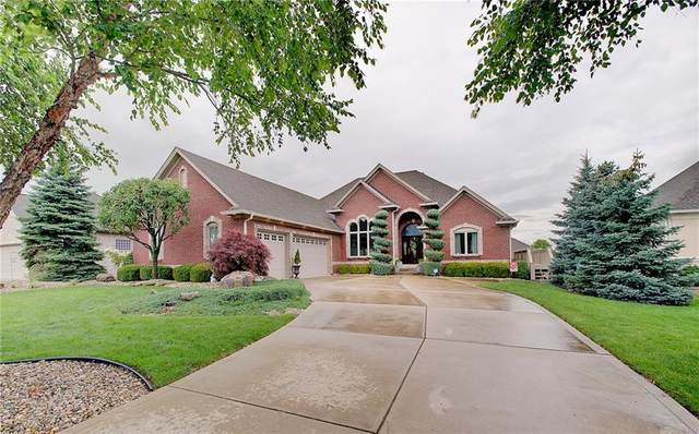 2940 Coventry Lane, Greenwood, IN 46143 (MLS #21800228) :: The Indy Property Source