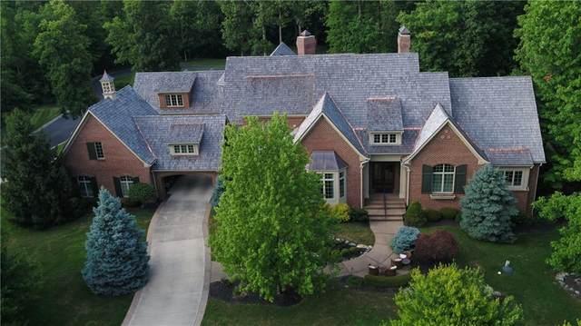 405 Breakwater Drive, Fishers, IN 46037 (MLS #21800233) :: Heard Real Estate Team | eXp Realty, LLC