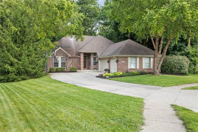 11280 Harriston Drive, Fishers, IN 46037 (MLS #21800254) :: AR/haus Group Realty
