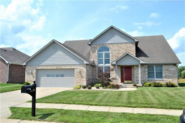 104 Gale Road, Danville, IN 46122 (MLS #21800257) :: The Indy Property Source