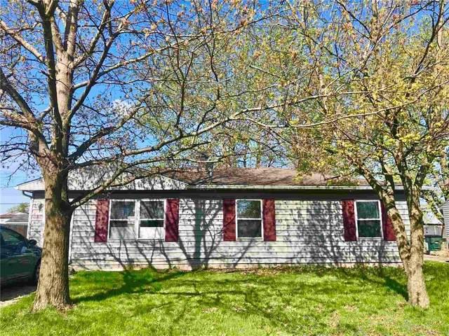 2805 N Rosewood Avenue, Muncie, IN 47304 (MLS #21800269) :: The Indy Property Source