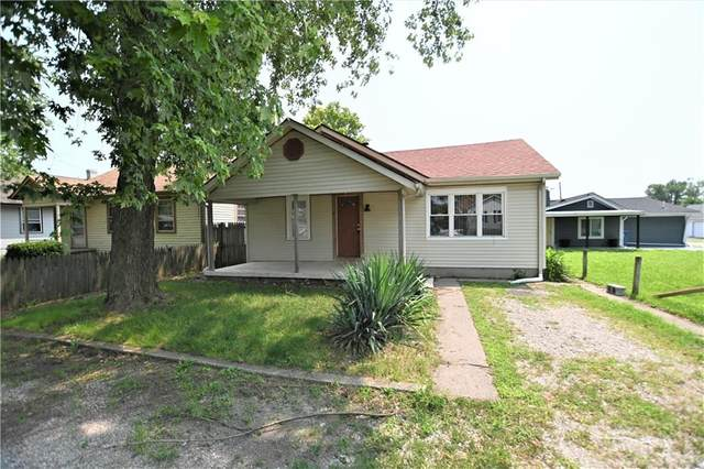 2653 S Mcclure Street, Indianapolis, IN 46241 (MLS #21800282) :: Pennington Realty Team
