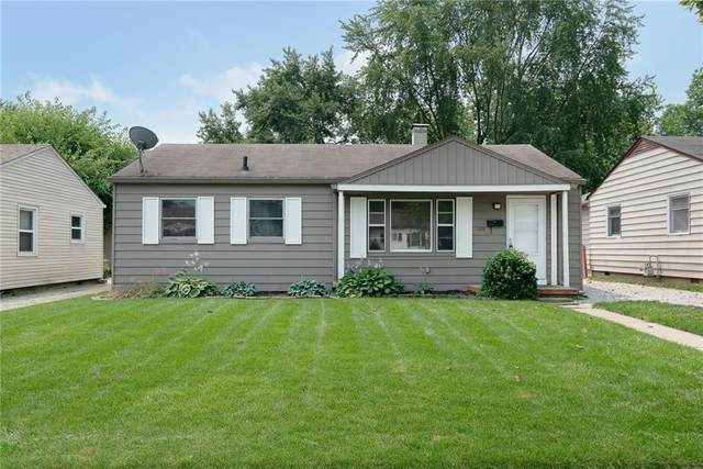 435 Douglas Drive, Brownsburg, IN 46112 (MLS #21800285) :: The Indy Property Source