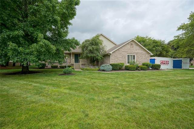 502 Sunset Drive, Noblesville, IN 46060 (MLS #21800295) :: Mike Price Realty Team - RE/MAX Centerstone