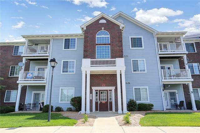 6231 Amber Creek Lane #312, Indianapolis, IN 46237 (MLS #21800301) :: The Indy Property Source