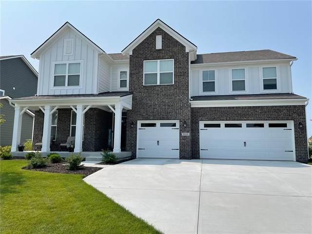 5119 Citadel Drive, Noblesville, IN 46062 (MLS #21800302) :: Dean Wagner Realtors
