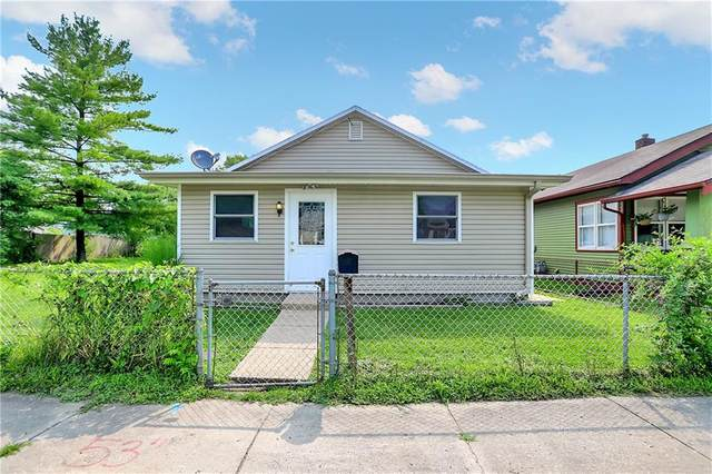 1727 Dawson Street, Indianapolis, IN 46203 (MLS #21800304) :: AR/haus Group Realty