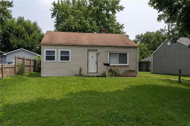 3121 N Tacoma Avenue, Indianapolis, IN 46218 (MLS #21800311) :: The Evelo Team