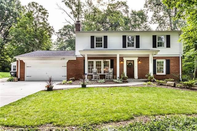 10831 Timber Lane, Carmel, IN 46032 (MLS #21800312) :: Heard Real Estate Team   eXp Realty, LLC