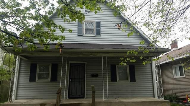 1950 N Adams Street, Indianapolis, IN 46218 (MLS #21800313) :: Dean Wagner Realtors