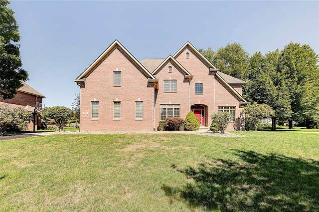 6038 Turtle Bay Parkway, Columbus, IN 47201 (MLS #21800323) :: Mike Price Realty Team - RE/MAX Centerstone