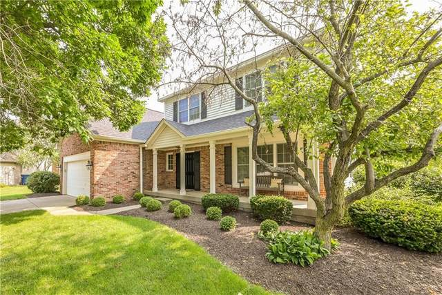 17929 Racebrook Court, Noblesville, IN 46062 (MLS #21800331) :: The Indy Property Source