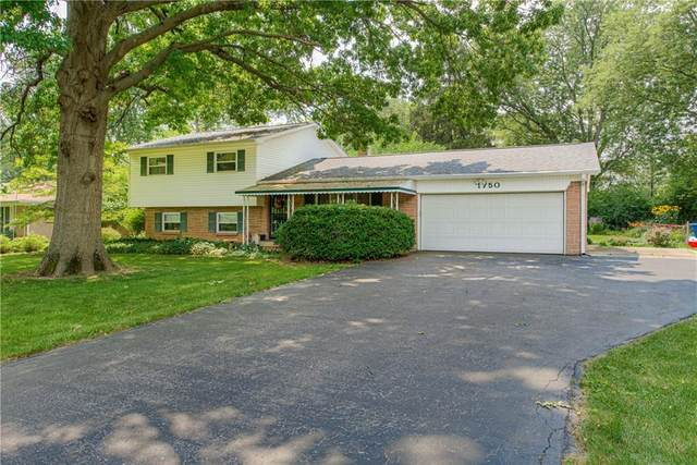 1750 Marsha Drive, Indianapolis, IN 46214 (MLS #21800337) :: Mike Price Realty Team - RE/MAX Centerstone