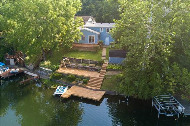 8696 S Bergman Drive, Nineveh, IN 46164 (MLS #21800349) :: Heard Real Estate Team | eXp Realty, LLC