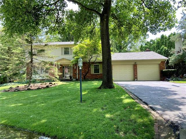 5515 E 72nd Place, Indianapolis, IN 46250 (MLS #21800357) :: Mike Price Realty Team - RE/MAX Centerstone
